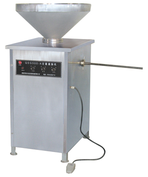 QDG500-B气动定量扭结灌肠机